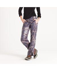 J.Crew | Purple Authier® Ski Pant | Lyst