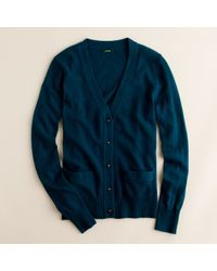 J.Crew | Green Dream Cardigan | Lyst