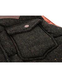 Penfield   Stapleton Vest Green Tweed Gilet for Men   Lyst