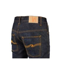 Nudie Jeans | Blue Indigo Hands Collection - Tape Ted Dry Used Jeans for Men | Lyst