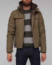 Spiewak | Green Carson Field Jacket for Men | Lyst