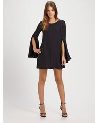 Elizabeth and James - Black Mable Dress - Lyst