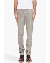 Lanvin | Gray Slim Jeans for Men | Lyst