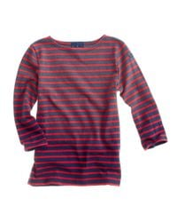 Madewell - Red Share With...le Minor® Dip-dyed Tee - Lyst