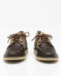 Sperry Top-Sider - Brown The Shipyard Longshoreman Chukka Boot in Chestnut for Men - Lyst