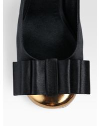 Tory Burch | Black Farren Woven Dress | Lyst