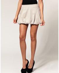 ASOS Collection | Black Asos Jersey Puffball Skirt | Lyst