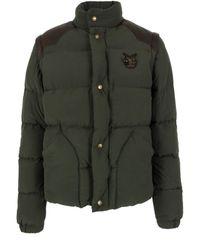 Chevignon | Togs Green Khaki Jacket for Men | Lyst