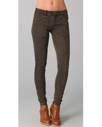 Marc By Marc Jacobs | Green Standard Supply Military Legging Jeans | Lyst