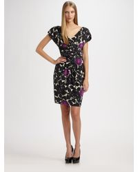 Trina Turk | Multicolor Ambrielle Printed Dress | Lyst