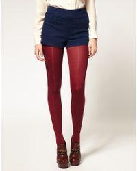 ASOS Collection | Blue Asos Denim Knicker Shorts in Indigo | Lyst