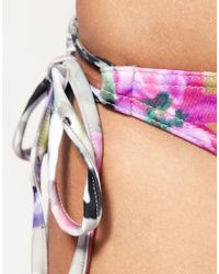 Freya | Multicolor Tabu Print Rio Tie Side Brief | Lyst
