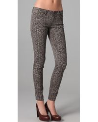 PAIGE | Multicolor Leopard Leggings | Lyst