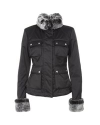Belstaff | Black Owlet Jacket | Lyst