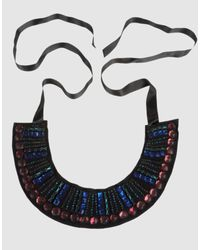 Marni | Black Necklaces | Lyst