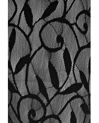 Wolford - Black Lace Art Tights - Lyst