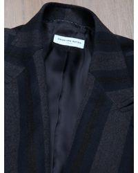Dries Van Noten - Blue Mens Berkley Jacket for Men - Lyst
