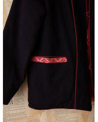 Free People - Thai Hand Embroidered Jacket - Lyst