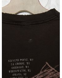Free People | Black Vintage Violent Femmes Tee | Lyst