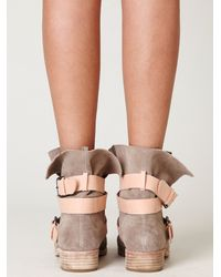 Free People - Natural Sylvia Boot - Lyst