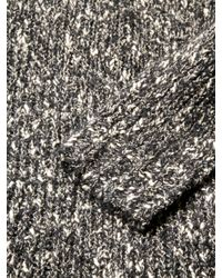 Nonnative | Gray Mens Voyager Sweater for Men | Lyst