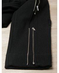 Sasquatchfabrix   Black Mens Wool Blend Bondage Pants for Men   Lyst