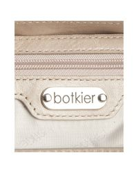 Botkier | Natural Champagne Leather Charlotte Convertible Crossbody Clutch | Lyst