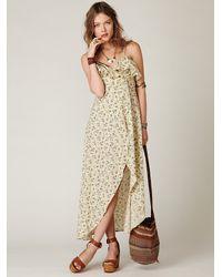 Free People | Multicolor Pretty in Peonies Dress | Lyst