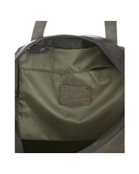 Furla | Army Green Amsterdam Tote Bag for Men | Lyst
