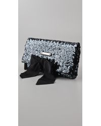 Juicy Couture - Black Star Shine Madame Daydreamer Clutch - Lyst