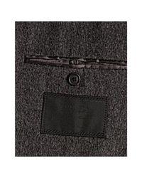 Prada | Gray Slate Grey Camel Hair 2-button Blazer for Men | Lyst