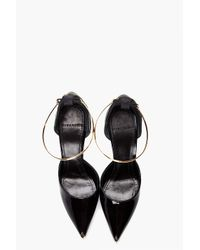 Givenchy - Black Final Print Heels - Lyst