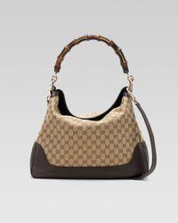 Gucci - Natural Diana Medium Shoulder Bag - Lyst