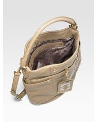 Marc By Marc Jacobs - Natural Preppy Leather Hobo Bag - Lyst
