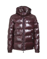 Moncler | Red Maya Jacket for Men | Lyst