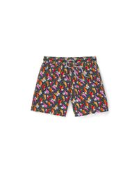 Vilebrequin | Red Chili Pepper Moorea Swim Trunks for Men | Lyst
