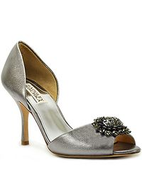 Badgley Mischka | Metallic Lacie | Lyst