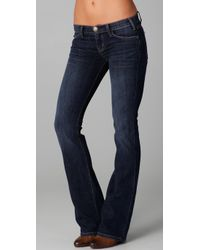 Current/Elliott - Blue The Cowboy Jeans - Lyst