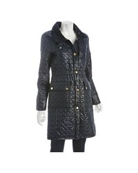 Marc By Marc Jacobs | Normandy Blue Quilted Triangle Puffer Jacket | Lyst