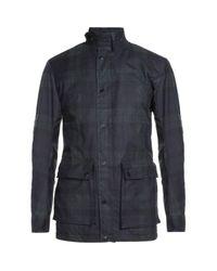 Richard James | Blue Black Watch Tartan Jacket for Men | Lyst