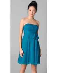 Nanette Lepore | Blue Need Me Dress | Lyst