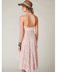 Free People - Multicolor New Romantics First Bloom Maxi Dress - Lyst