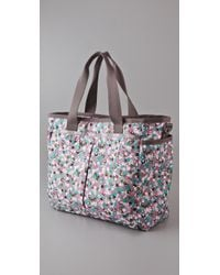 LeSportsac - Purple Ryan Baby Bag - Lyst