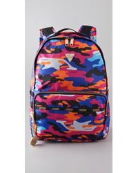 LeSportsac - Multicolor Joyrich Candy Camo Backpack - Lyst