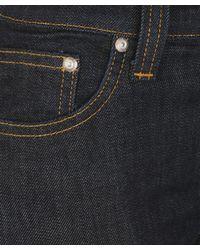 Nudie Jeans - Blue Indigo High Kai Rinsed Jeans - Lyst