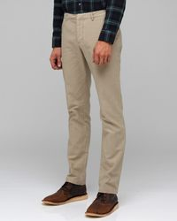 Penny Stock - Natural Enlisted Penny Pants for Men - Lyst