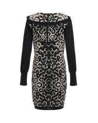 Alice By Temperley | Black Hooded Cardigan | Lyst