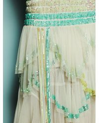 Free People | White Merries Limited Edition Flapper Dress | Lyst