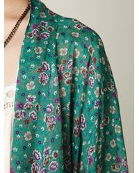 Free People - Multicolor Printed Kimono - Lyst