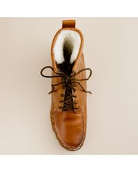 J.Crew - Brown Mens Quoddy® Maine Woodsman Boots for Men - Lyst